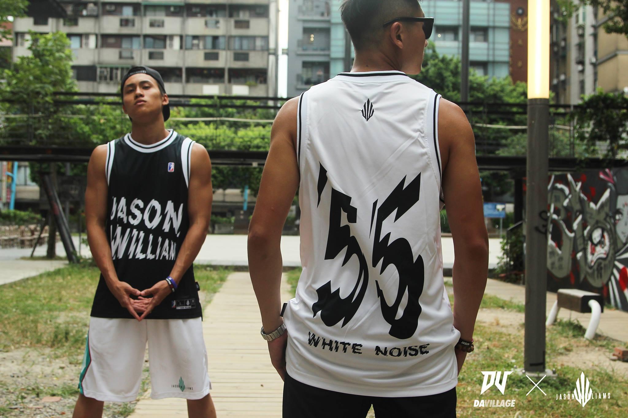 Jason Williams 2014 A/W White Chocolate 新作發表  客製團隊球衣訂製 ...