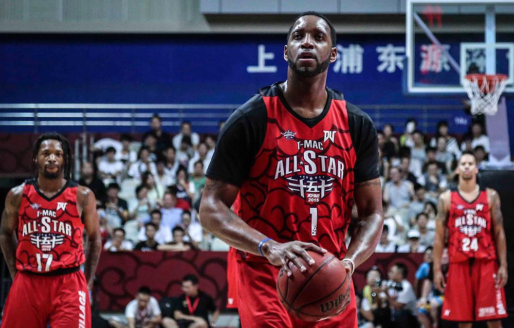 T-Mac 上海退休戰